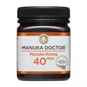 Manuka Doctor manuka honey 40+ MGO 250g