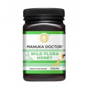 Manuka Doctor Wild Flora Honey 500g