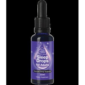 SleepDrops 天然草本成人助睡眠滴剂 30ml