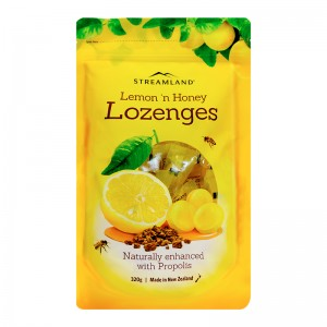 Steamland Lemon 'n Honey lozenges 320g