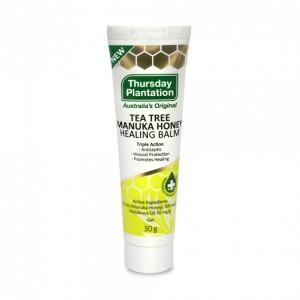 Thursday Plantation Tea Tree & Manuka Honey Healing Balm 30g