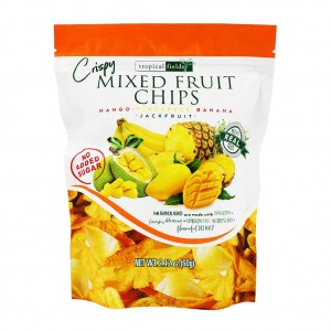 Tropical Fields Mixed Fruit Chips 200G