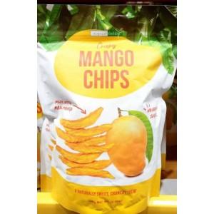 tropical fields mango chips 180g