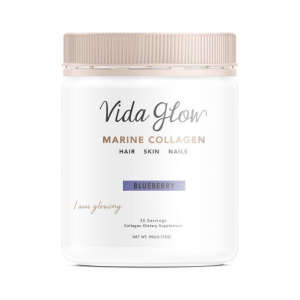 Vida Glow Marine Collagen Powder 90g
