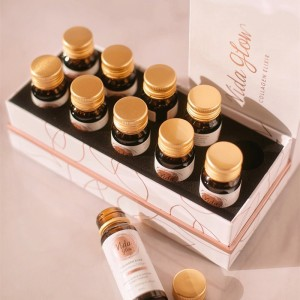 Collagen Elixir Lemon Myrtle & Manuka Honey 30ml x 10 bottles
