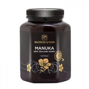 Watson & Son New Zealand Manuka Honey 5+ 1kg