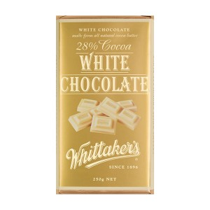 Whittakers 惠特克 28%可可 牛奶白巧克力 250克