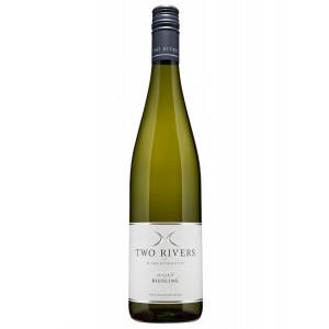【包邮】Two Rivers 马尔堡双河朱丽叶雷司令白葡萄酒 2019 750ml 11.5%