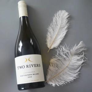 Two Rivers双河聚流长相思干白葡萄酒 2018 750ml 13%